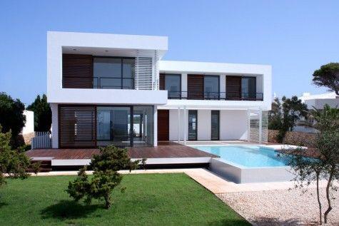 Photo maison moderne | Maison Design